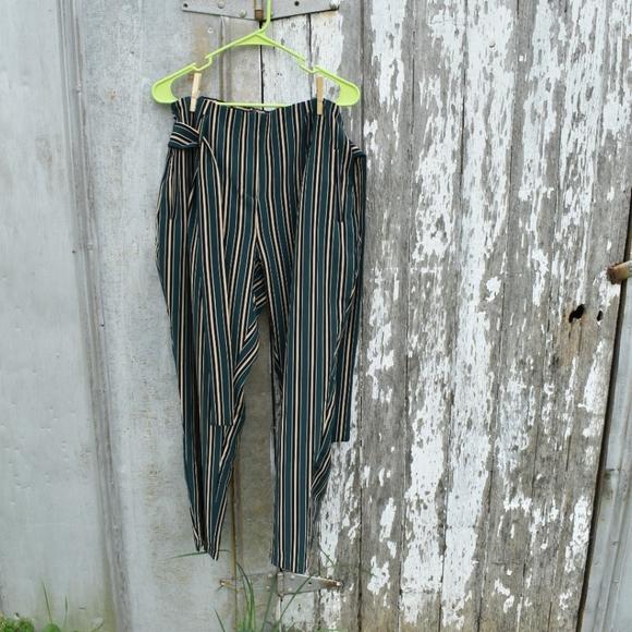 Vertical StripesTrousers